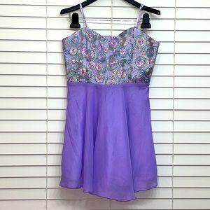 NWOT Un Deux Trois girl s dress size 14